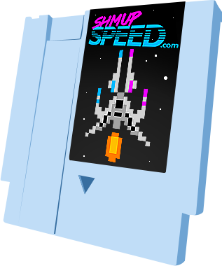 Shmup Speed NES Cartridge